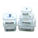 Набор пищевых контейнеров Glasslock GL-361 (5 шт.)