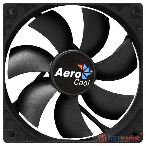 Кулер AeroCool Dark Force 12cm Black Fan