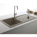 Кухонная мойка FRANKE STG 614-78, сахара (114.0312.543)