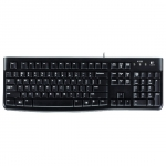 Клавиатура Logitech Keyboard K120 Black USB