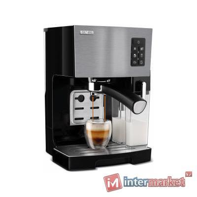 Кофеварка рожковая Sencor SES 4050SS