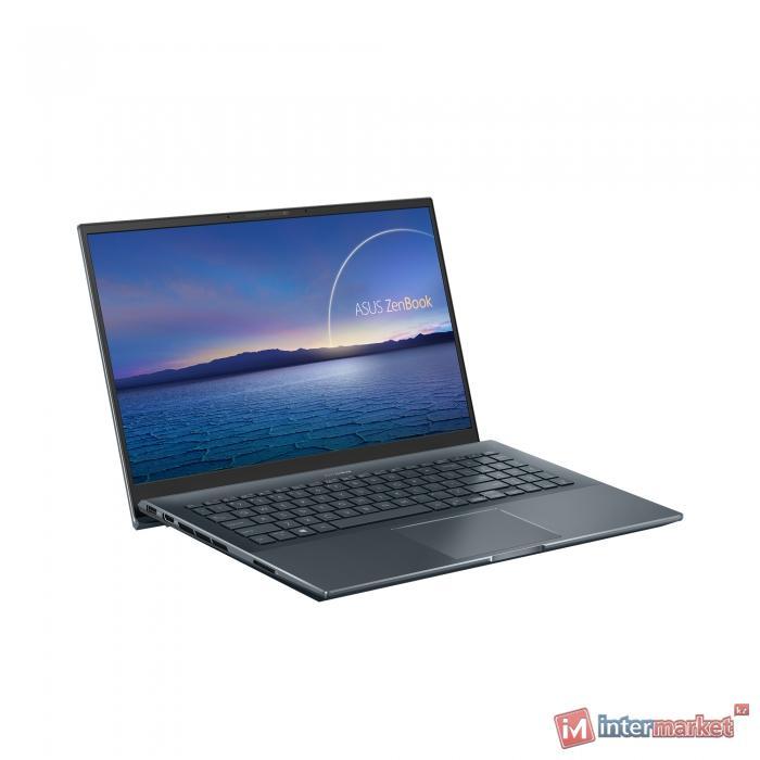 Ноутбук NB ASUS Zenbook 15 UX535LI, Core i5-10300H-2.5/512GB SSD/8GB/GTX1650Ti-4GB/15.6