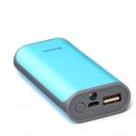 Мобильный аккумулятор Hoco. B21-5200, Blue-Grey