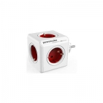 PowerCube Original USB RED / Разветвитель Allocacoc