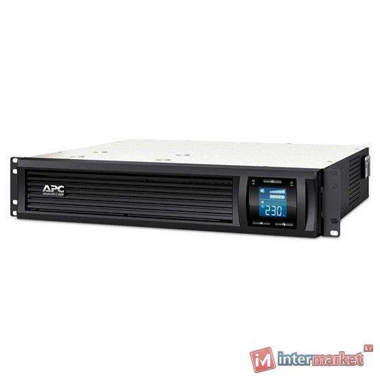 Интерактивный ИБП APC by Schneider Electric Smart-UPS SMC2000I-2U